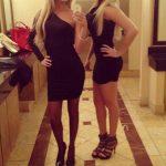 Deux nana copines sur Genève cherche un plan sexe